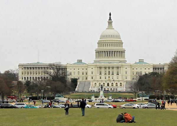 Washington D C