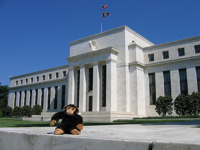The Federal Reserve!