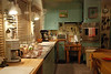 Julia Child's kitchen was a major draw.