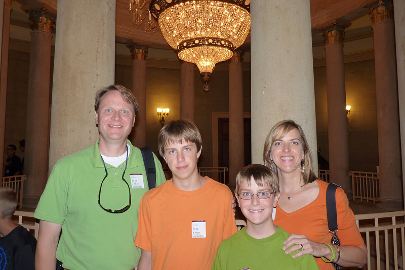 Family, in the Capitol