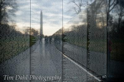 Washington Memorial Reflection