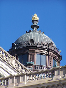 Library of Congress (exterior detail)