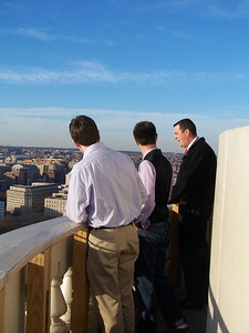 Nick, Kyle, and tour-guide-guy-whose-name-I-have-no-prayer-of-remembering