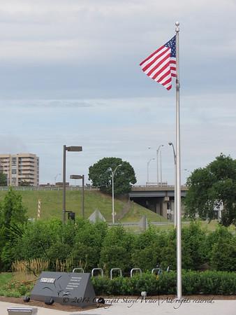 Pentagon and Memorial