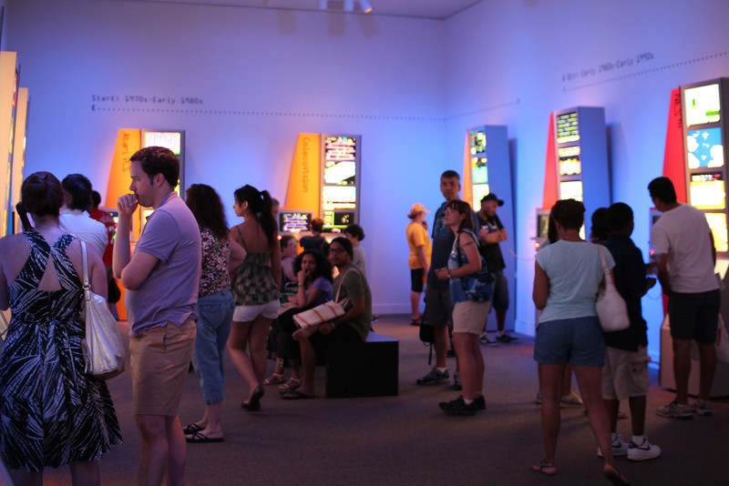 The Art of Video Games @ Smithsonian American Art Museum