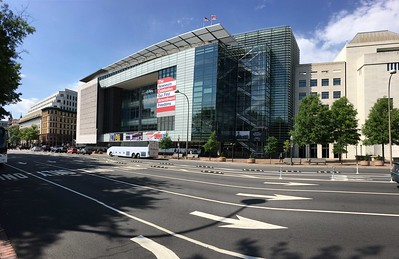 Newseum, First Amendment museum