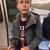 Riding on the Metro