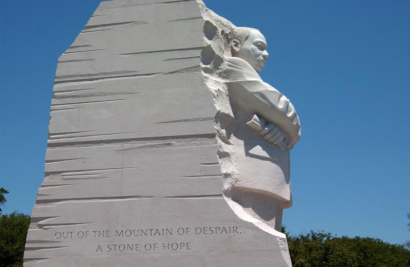 Martin Luther King Jr. statue  - Washington, D.C.