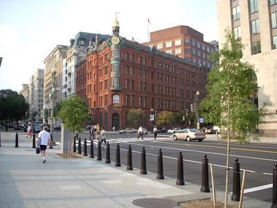 Scenic Architecture in Washington DC