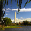 Washington Monument- Const. Gardens