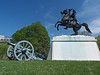 Andrew Jackson Statue in Lafayette Park