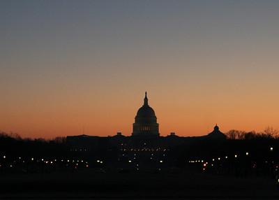 Washington D.C.,  National Mall