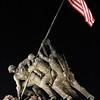 Iwo Jima Monument.