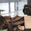 The camera and personal items that belonged to the photographer killed at the WTC on 9/11.