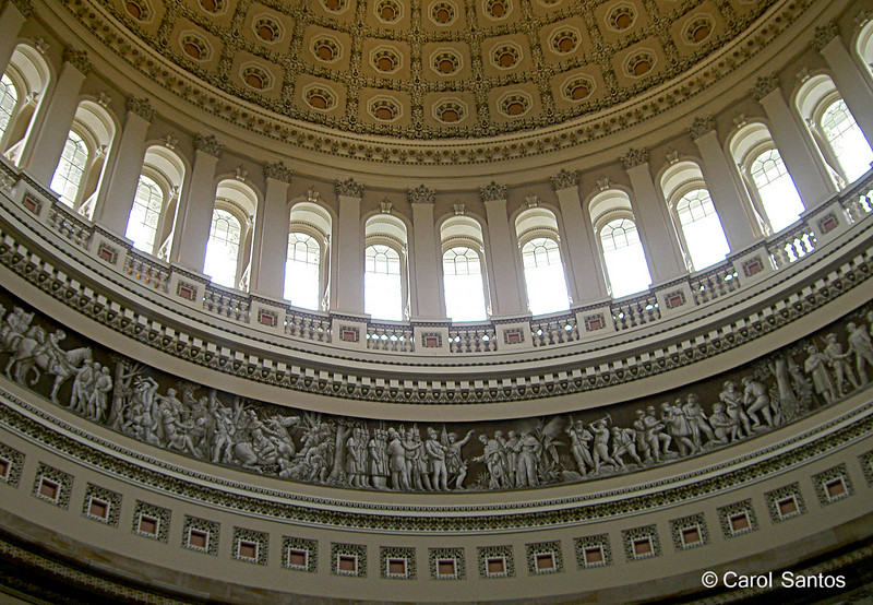 The Capitol Building, Rotunda