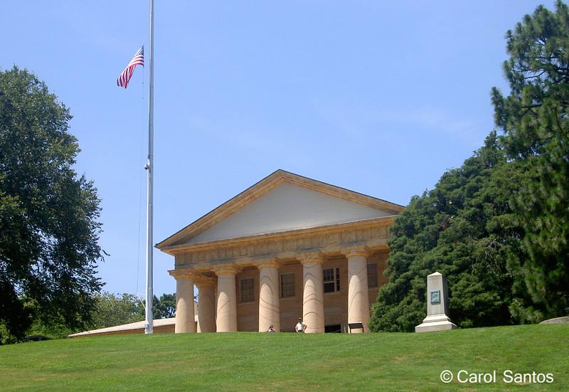 Arlington National Cemetery, The Robert E. Lee Memorial