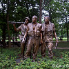 The Three Soldiers Statue