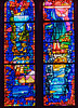 Cathedral stain glass windows