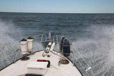 Sojourner in the Chesapeake Bay