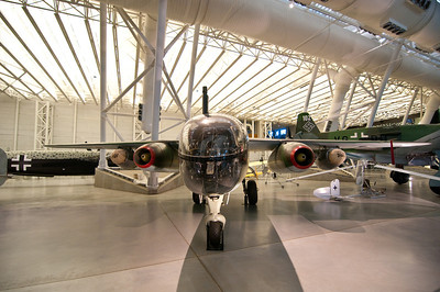 Arado Ar-234 Blitz, German jet bomber from WWII