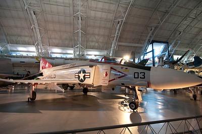 McDonnel Douglas F-4S Phantom.