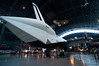 """Space Shuttle """"Enterprise"""". This was the first shuttle, used only for glide testing. It never went into space."""