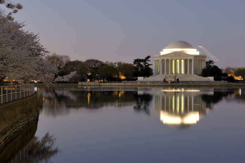 Tidal Basin, Washington D.C.