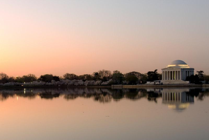 Tidal Basin, Washington D.C.