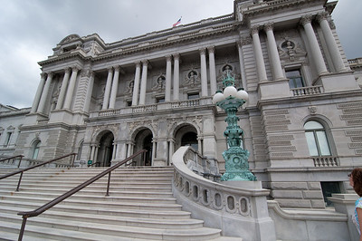 Library of Congress, Jefferson Bld.
