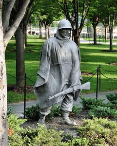 DSC_1309 - at the Korean War Veterans Memorial