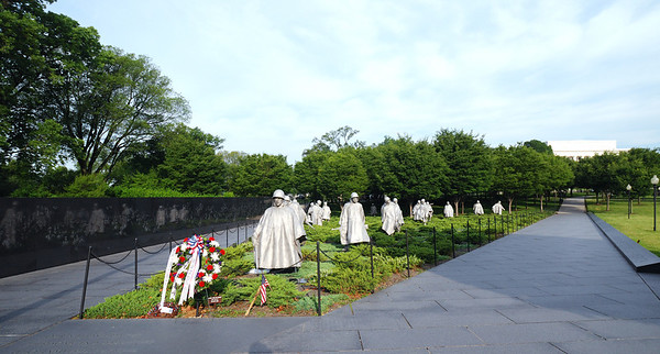 DSC_6260 - Korean War Veterans Memorial