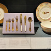 Mamie Eisenhower's dinnerware<br /> American History Museum