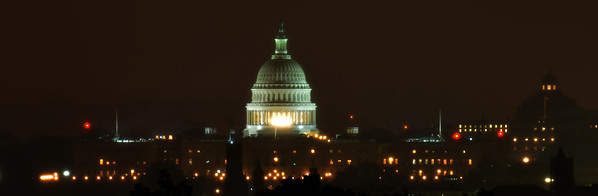 Capitol in a Storm (c) 2013 Karin Markert, all rights reserved.