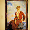 Amelia Earhart<br /> National Portrait Gallery