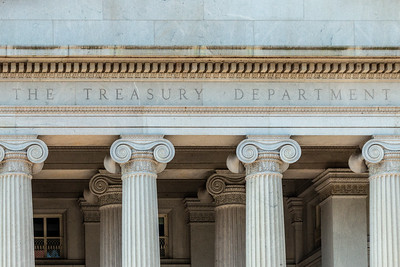 United States Treasury Department Building