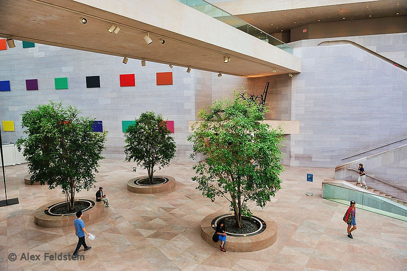 National Gallery of Art (Washington DC) - East Building