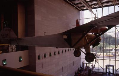 National Air & Space Museum  Washington, D C