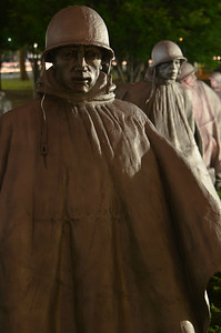 Korean War Veterans Memorial (c) 2013 Karin Markert, all rights reserved.
