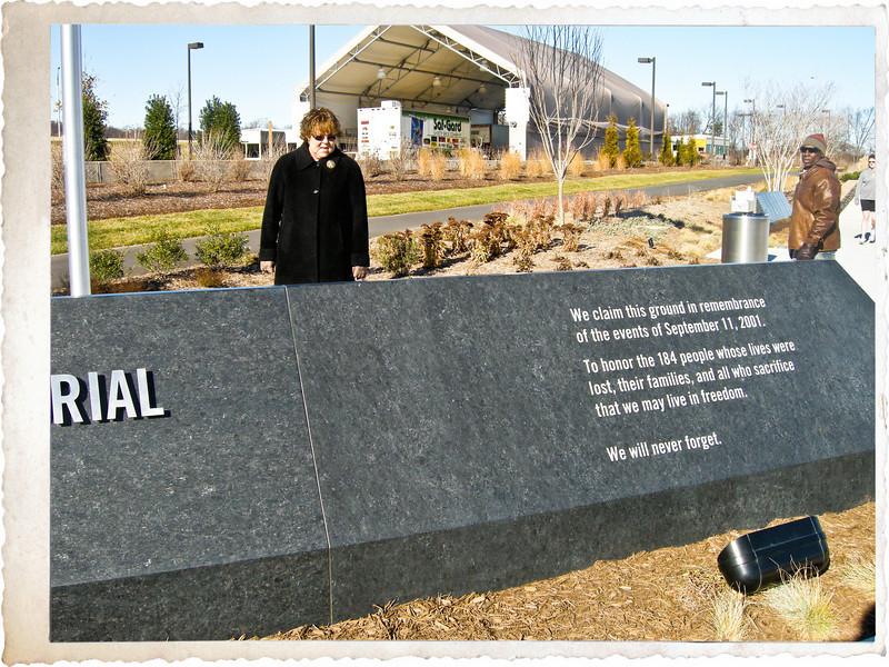 December 2008 911 Memorial