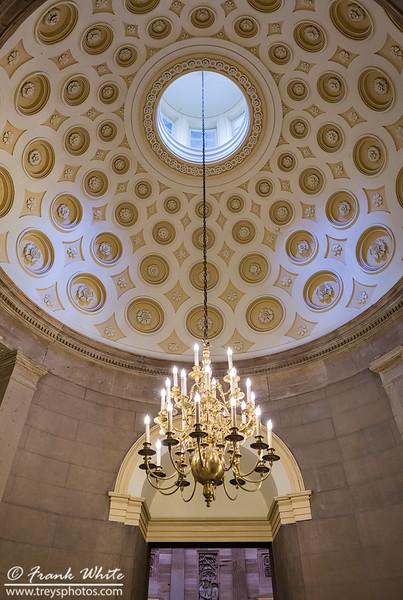 Small dome, US Capital