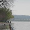 Heron Contemplating the Potomac