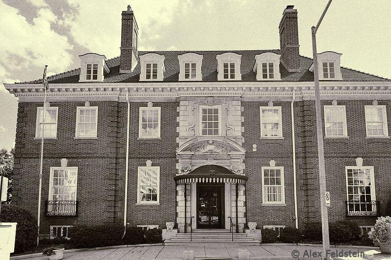 Embassy Row<br /> Washington DC