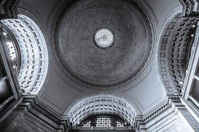 The Rotunda - National Museum of Natural History, Washington, DC