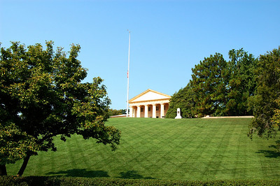 General Lee Home at Arlington National Cemetery