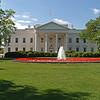 USA Washington DC White House North Portico