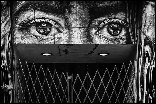 Street Art, DuPont Circle, Washington, DC (2020)