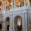 The Library of Congress is the de facto national library of the United States and the research arm of the United States Congress. Located in three buildings in Washington, D.C., it is the largest library in the world by shelf space and holds the largest number of books. Its collections include more than 32 million catalogued books and other print materials in 470 languages; more than 61 million manuscripts; the largest rare book collection in North America, including the rough draft of the Declaration of Independence, a Gutenberg Bible (one of only four perfect vellum copies known to exist, over 1 million US Government publications; 1 million issues of world newspapers spanning the past three centuries; 33,000 bound newspaper volumes; 500,000 microfilm reels; over 6,000 comic book titles; the world's largest collection of legal materials; films; 4.8 million maps; sheet music; 2.7 million sound recordings; more than 13.7 million Prints & Photographs images including fine and popular art pieces and architectural drawings