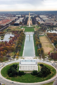 National Mall Aerial Photograph