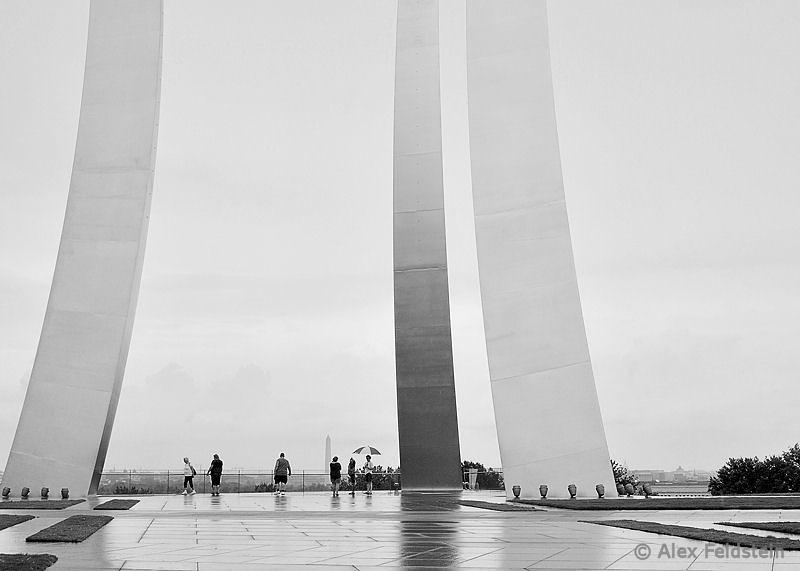 Air Force Memorial - Arlington