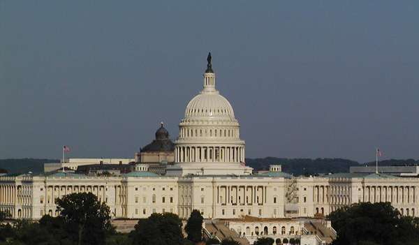 Washington, DC, The United States Capitol